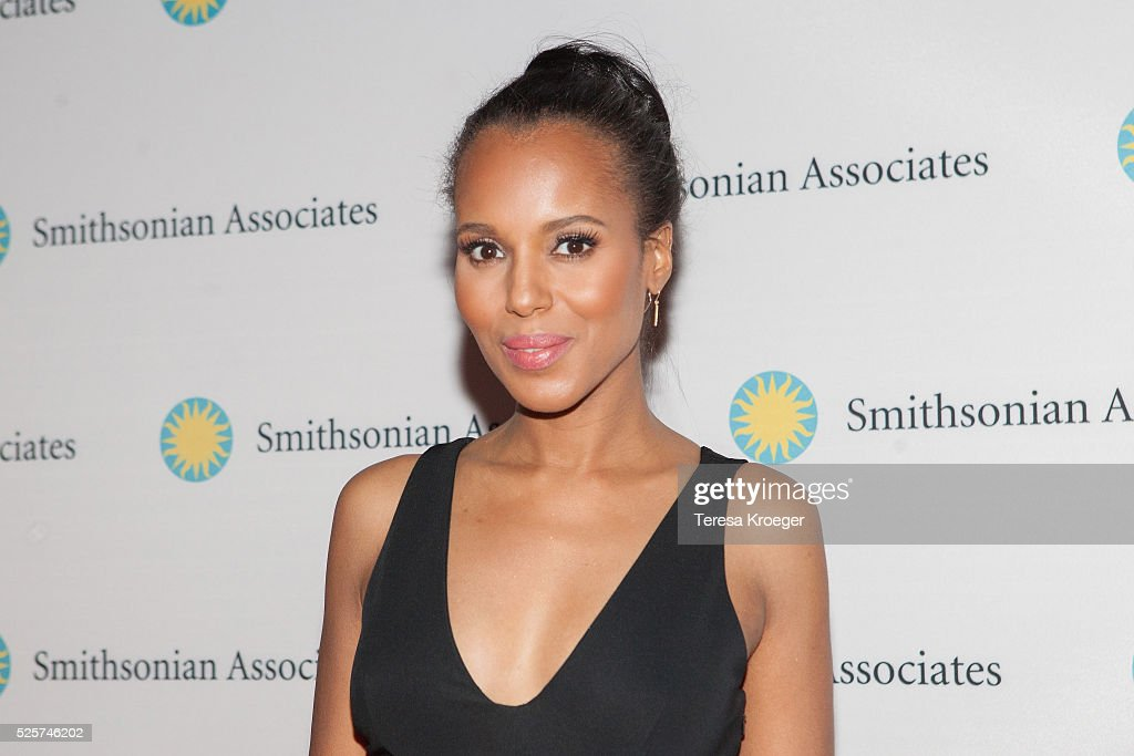 """Smithsonian Associates Hosts """"Scandal-ous!"""" An Evening With Shonda Rhimes And The Cast Of ABC's """"Scandal"""" : News Photo"""