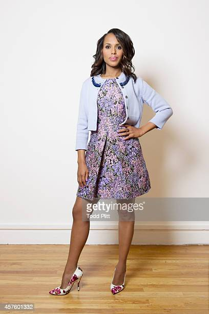 Actress Kerry Washington is photographed for USA Today on September 15, 2014 in New York City.
