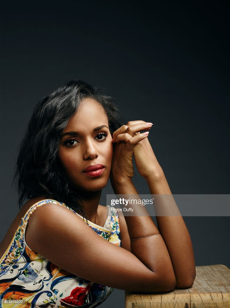 Actress Kerry Washington photographed for Variety on April 3, 2016, in Los Angeles, California.