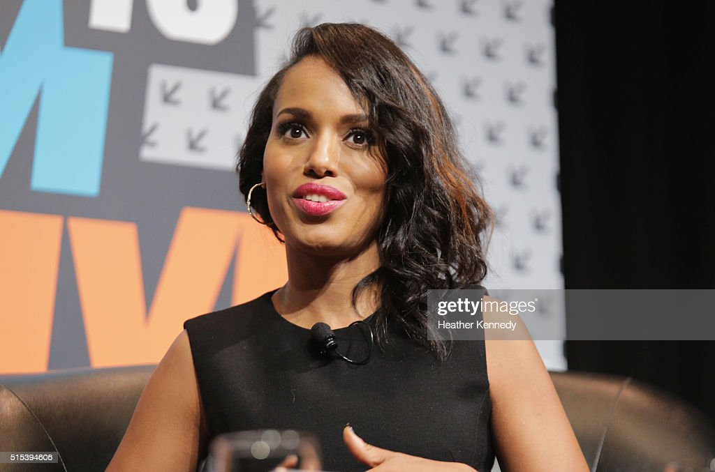 Kerry Washington and the New Rules of Social Stardom - 2016 SXSW Music, Film + Interactive Festival