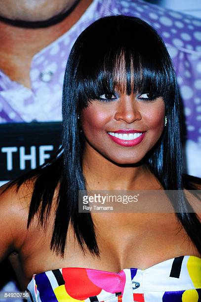 Actress Keshia Knight Pulliam attends a screening of Tyler Perry's Madea Goes to Jail at the AMC Loews Lincoln Center on February 18 2009 in New York...