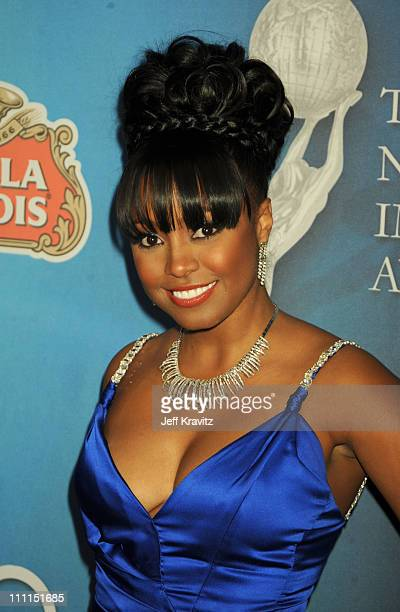 Actress Keshia Knight Pulliam attends the 40th NAACP Image Awards Post Show Gala at The Beverly Hilton on February 12 2009 in Beverly Hills California