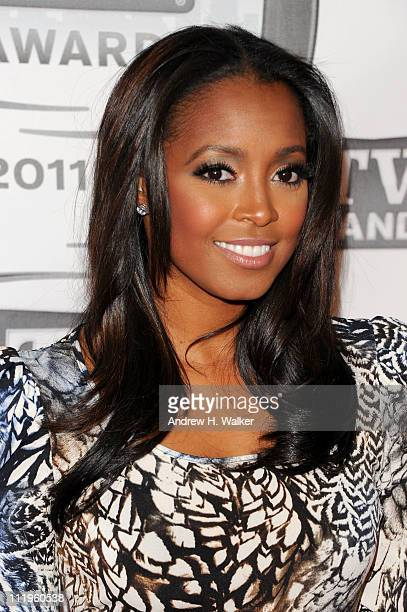 Actress Keshia Knight Pulliam attends the 9th Annual TV Land Awards at the Javits Center on April 10 2011 in New York City