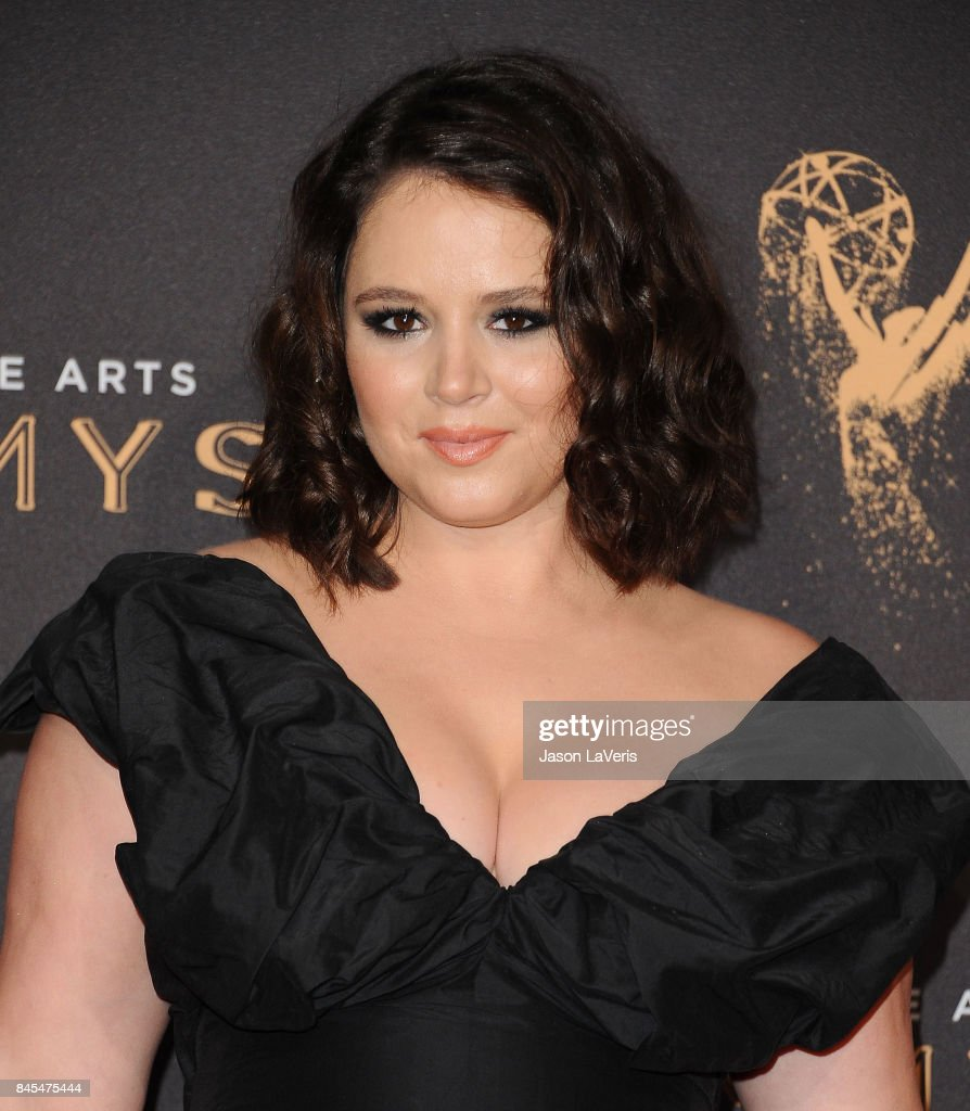 Actress Kether Donohue attends the 2017 Creative Arts Emmy Awards at Microsoft Theater on September 10, 2017 in Los Angeles, California.