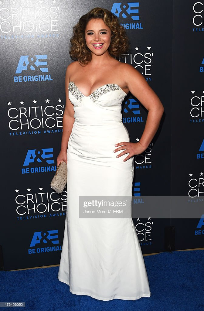 Actress Kether Donohue attends the 5th Annual Critics' Choice Television Awards at The Beverly Hilton Hotel on May 31, 2015 in Beverly Hills, California.