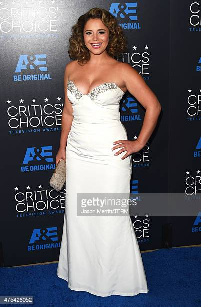 Actress Kether Donohue attends the 5th Annual Critics' Choice Television Awards at The Beverly Hilton Hotel on May 31 2015 in Beverly Hills California