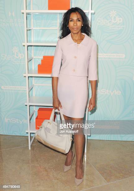 Actress Khandi Alexander arrives at the Step Up 11th Annual Inspiration Awards at The Beverly Hilton Hotel on May 30 2014 in Beverly Hills California