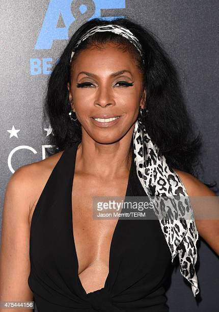 Actress Khandi Alexander attends the 5th Annual Critics' Choice Television Awards at The Beverly Hilton Hotel on May 31 2015 in Beverly Hills...