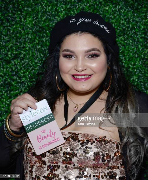 Actress Kiana Lyz Rivera attends Stylecon OC at OC Fair and Event Center on November 4 2017 in Costa Mesa California