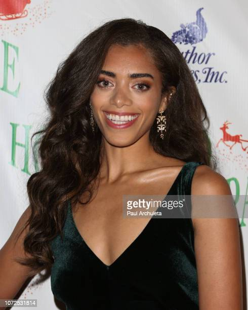 Actress Kiara Barnes attends the 87th Annual Hollywood Christmas Parade on November 25 2018 in Hollywood California