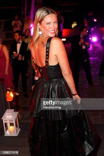 Actress Kiera Chaplin attends the Dreamball 2018 at WECC Westhafen Event Convention Center on September 19 2018 in Berlin Germany