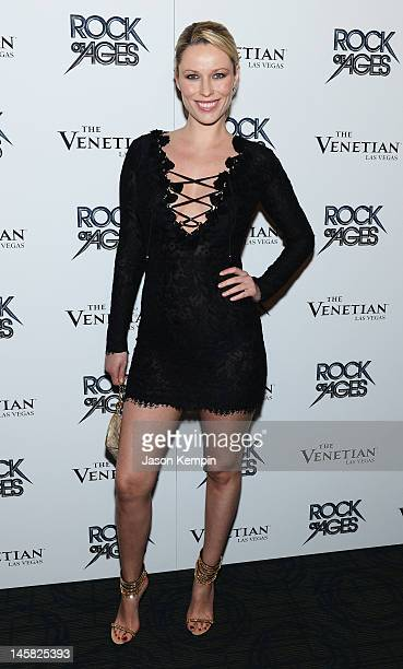 Actress Kiera Chaplin attends the Rock Of Ages New York Special Screening at Sunshine Landmark on June 6 2012 in New York City