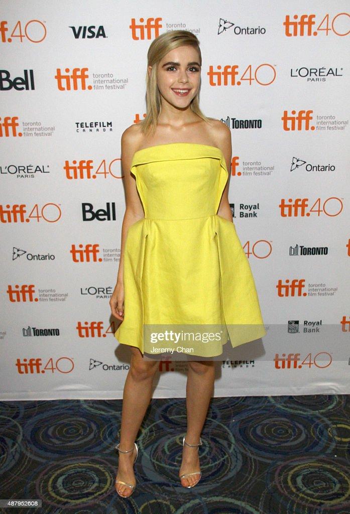 """2015 Toronto International Film Festival - """"February"""" Photo Call"""