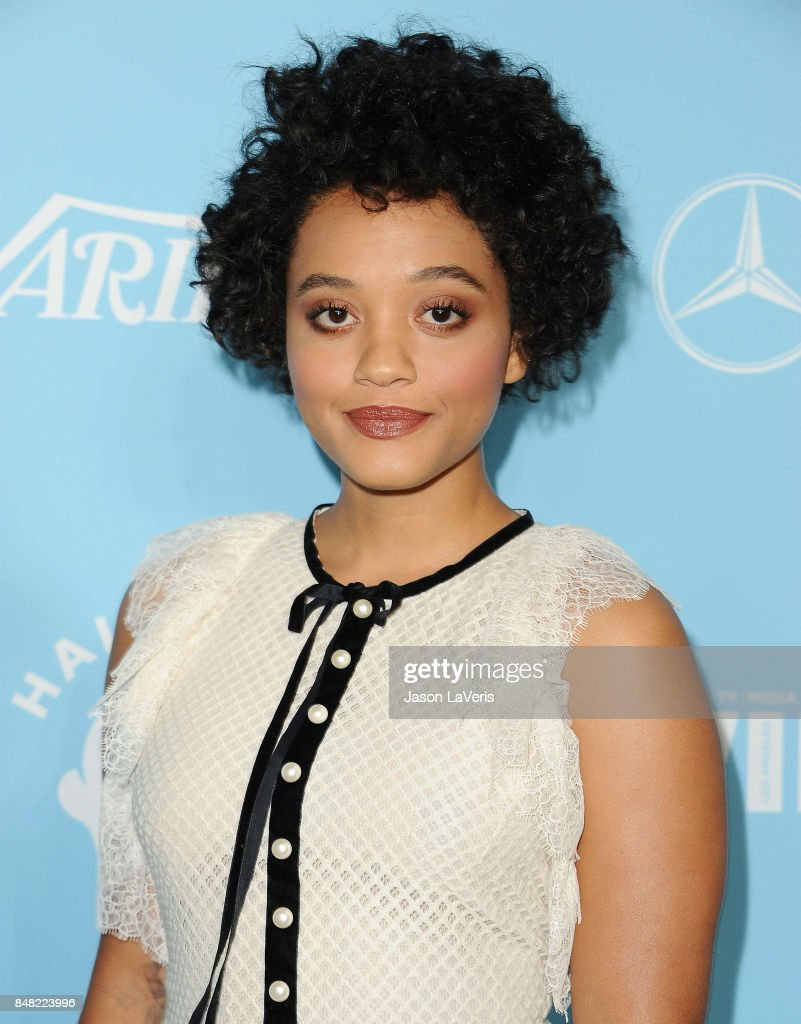 Actress Kiersey Clemons attends Variety and Women In Film's 2017 pre-Emmy celebration at Gracias Madre on September 15, 2017 in West Hollywood, California.