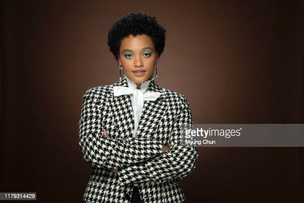 Actress Kiersey Clemons is photographed for Los Angeles Times on October 9, 2019 in El Segundo, California. PUBLISHED IMAGE. CREDIT MUST READ: Myung...