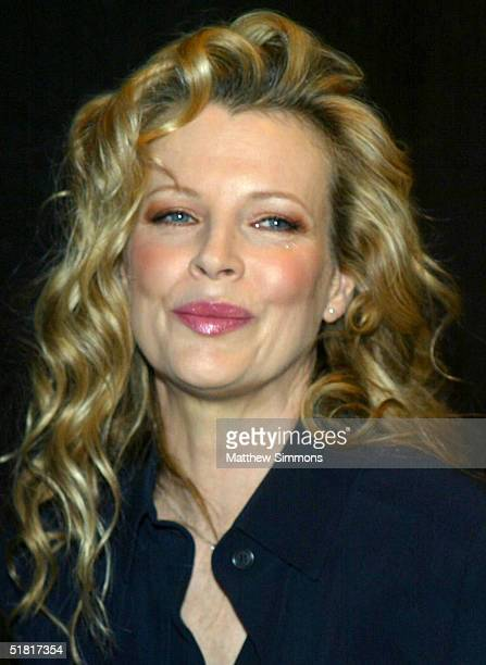 Actress Kim Basinger arrives atThe American Cinematheque at the Egyptian Theatre on December 01 2004 in Hollywood California
