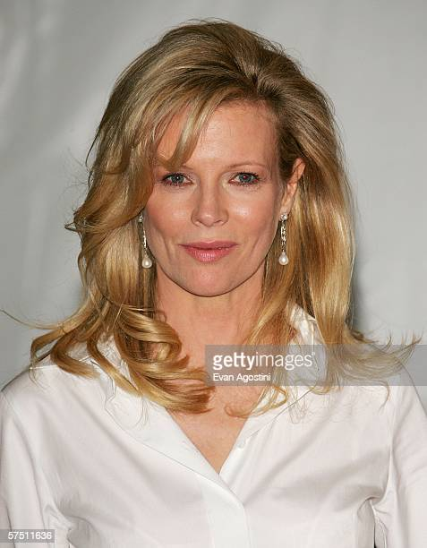 Actress Kim Basinger attends the Metropolitan Museum of Art Costume Institute Benefit Gala AngloMania Tradition and Transgression in British Fashion...