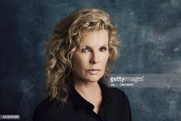 Actress Kim Basinger is photographed for Los Angeles Times on May 27 2016 in Los Angeles California PUBLISHED IMAGE CREDIT MUST READ Jay L...