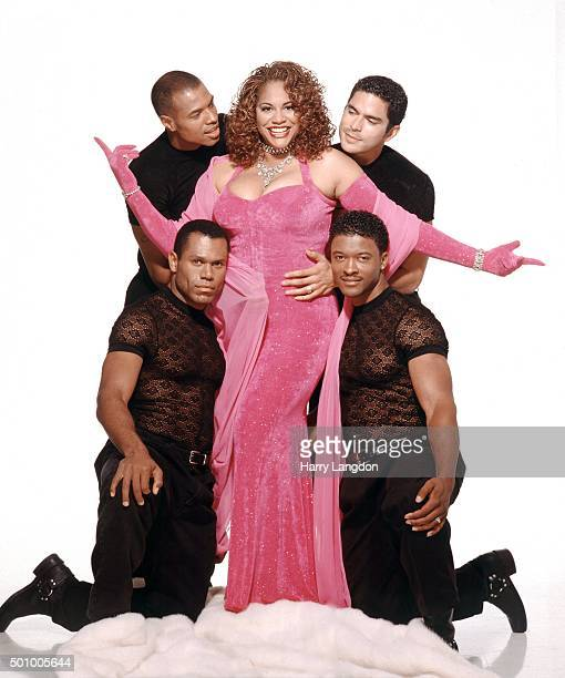 Actress Kim Coles poses for a portrait in 1997 in Los Angeles California