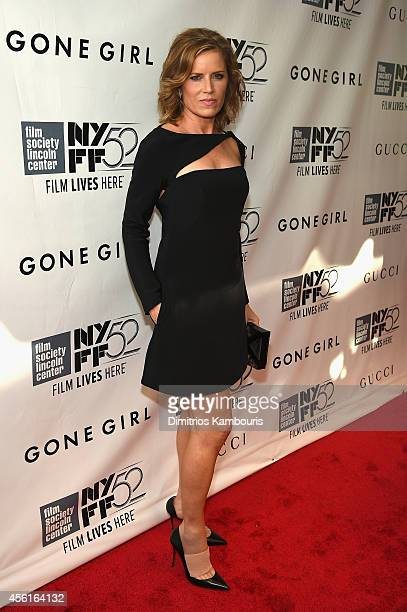 Actress Kim Dickens attends the Opening Night Gala Presentation and World Premiere of 'Gone Girl' during the 52nd New York Film Festival at Alice...