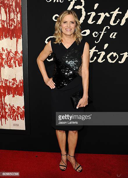 Actress Kim Dickens attends the premiere of 'The Birth of a Nation' at ArcLight Cinemas Cinerama Dome on September 21 2016 in Hollywood California