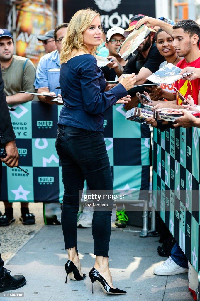 Celebrity Sightings in New York City - September 5, 2017