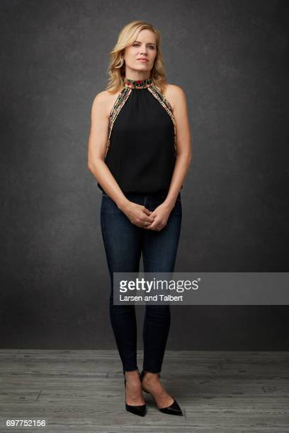 Actress Kim Dickens is photographed for Entertainment Weekly Magazine on June 11 2017 in Austin Texas