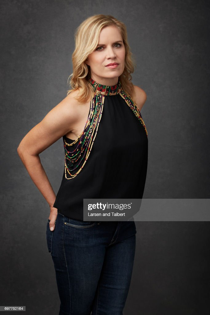 Actress Kim Dickens is photographed for Entertainment Weekly Magazine on June 11, 2017 in Austin, Texas.
