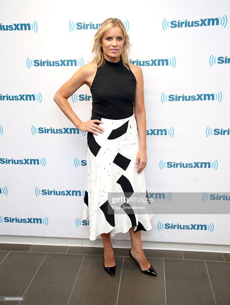 Celebrities Visit SiriusXM - August 26, 2016