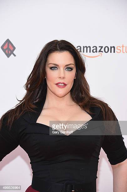 Actress Kim Director attends the CHIRAQ New York premiere at Ziegfeld Theater on December 1 2015 in New York City