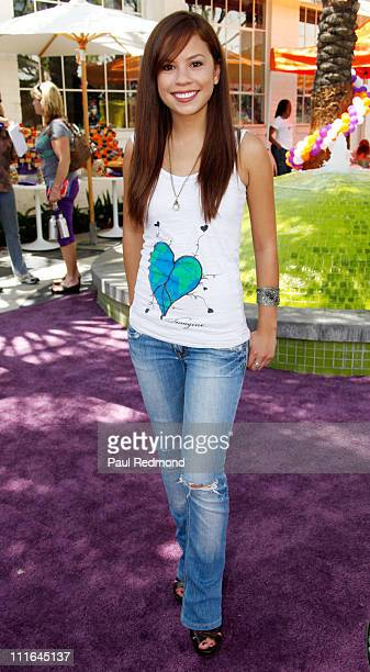 Actress Kim Hidalgo attends the Lollipop Theater Network's Inaugural Game Day at Nickelodeon Animation Studios on May 3 2009 in Burbank California