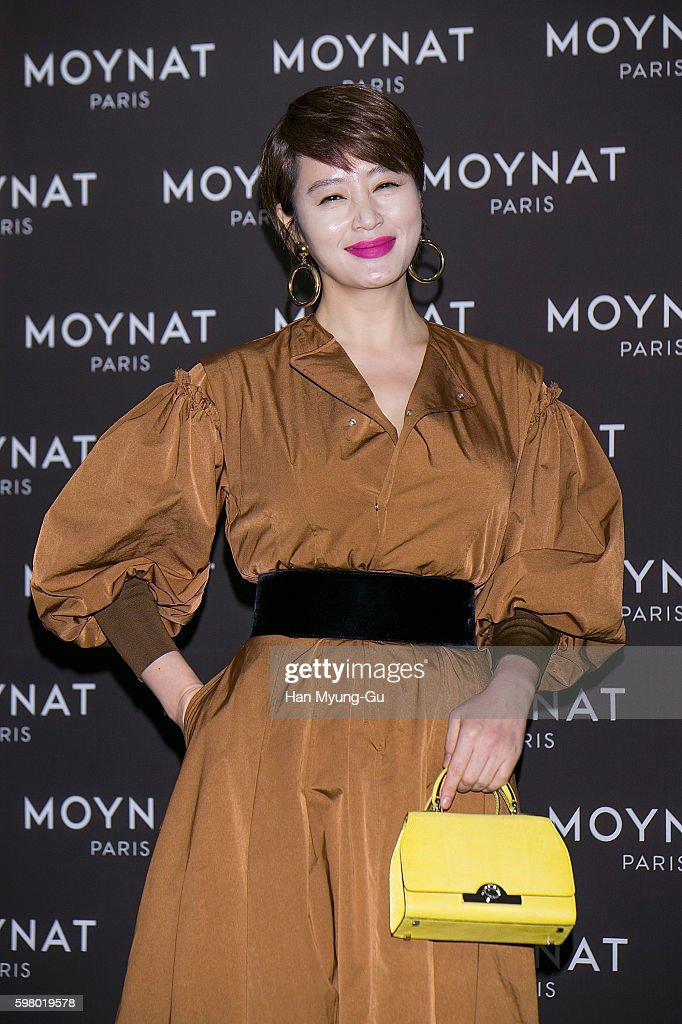 MOYNAT Korean Launch - Photocall