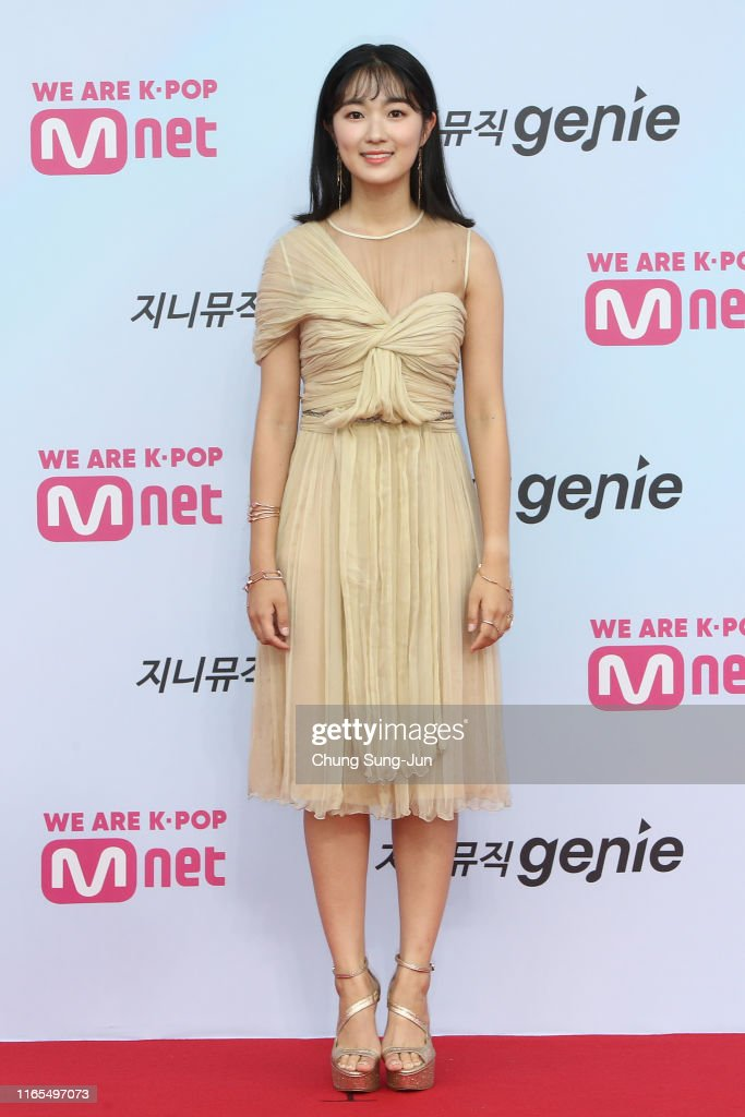 Actress Kim Hye-yoon arrives at the M2 X Genie Music Awards