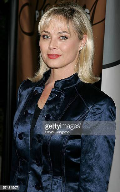 Actress Kim JohnstonUlrich attends NBC's Days of Our Lives and Passions preEmmy party at French 75 Bistro on April 27 2006 in Burbank California