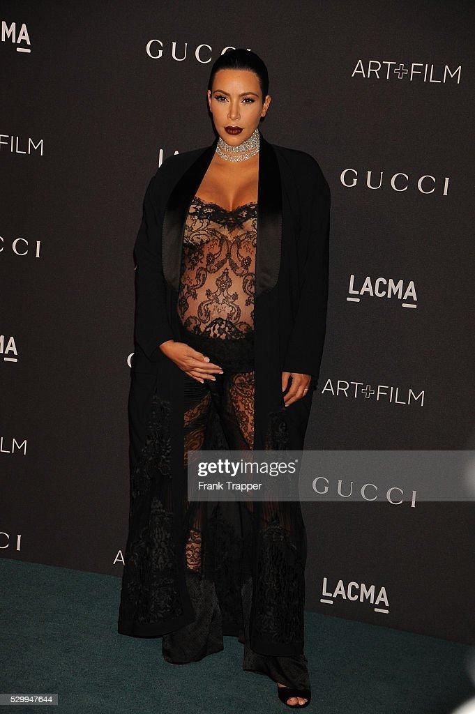 USA - LACMA Art+Film Gala 2015 in Los Angles : News Photo