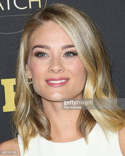 Actress Kim Matula attends People's Ones To Watch at EP LP on October 13 2016 in West Hollywood California