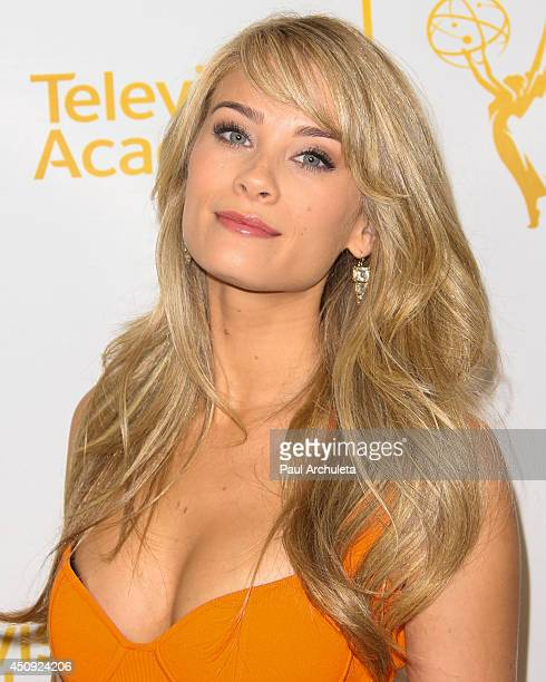 Actress Kim Matula attends the Daytime Emmy Nominee Reception at The London West Hollywood on June 19 2014 in West Hollywood California