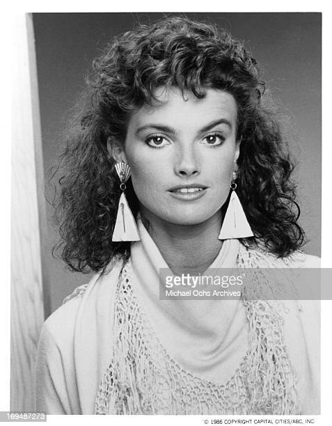 Actress Kim Morgan Greene poses for a portrait in circa 1986