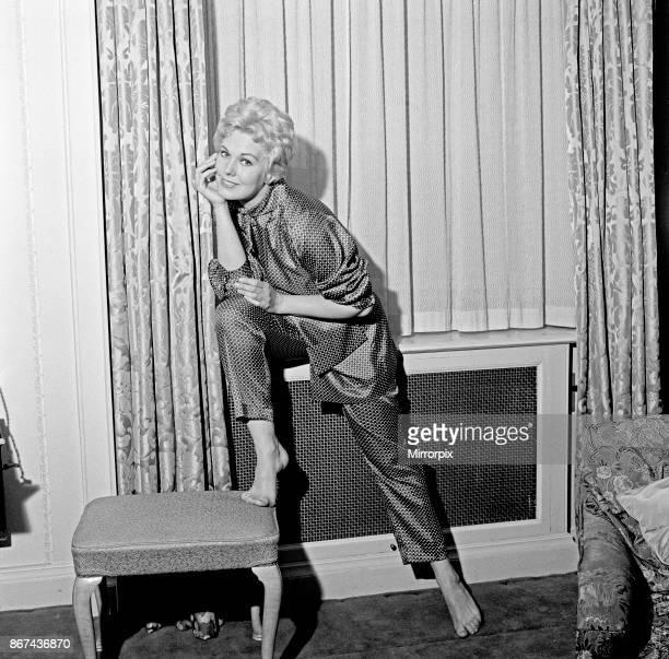 Actress Kim Novak, 3rd June 1956.