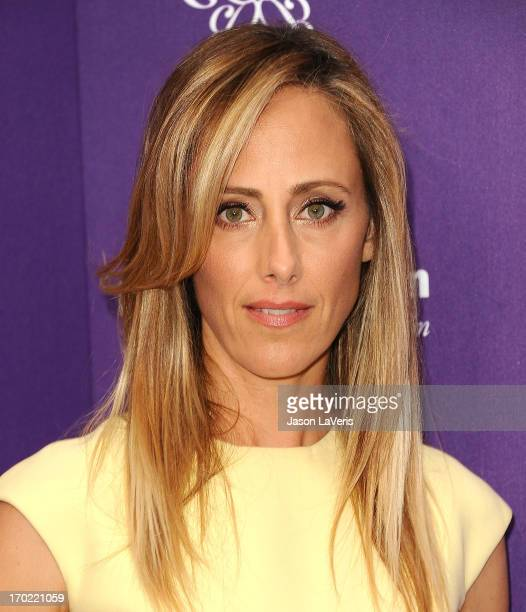 Actress Kim Raver attends the 12th annual Chrysalis Butterfly Ball on June 8 2013 in Los Angeles California