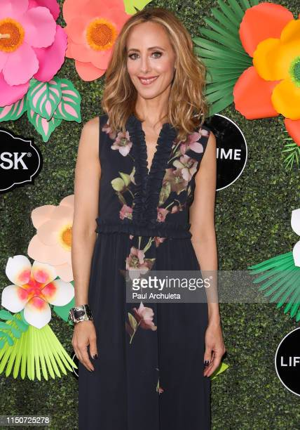 Actress Kim Raver attends the Lifetime's Summer Luau at the W Los Angeles Westwood on May 20 2019 in Los Angeles California