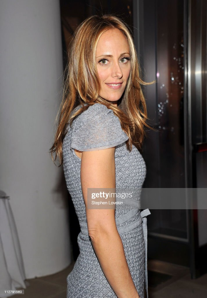 Actress Kim Raver attends the red carpet premiere of the Magnum Ice Cream Film Series during the Tribeca Film Festival at IAC Building on April 21, 2011 in New York City. Created and directed by Karl Lagerfeld and starring Rachel Bilson, the films mark the introduction of globally renowned Magnum ice cream in the United States