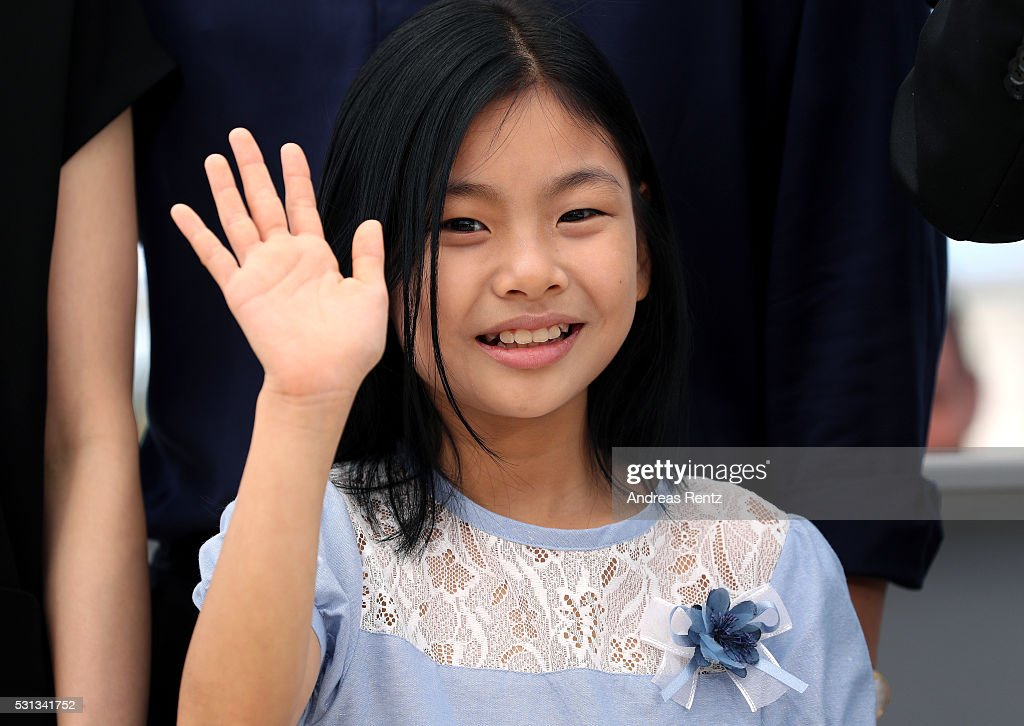 Actress Kim Su-an attends the 'Train To Busan (Bu_San-Haeng)' photocall during the 69th Annual Cannes Film Festival on May 14, 2016 in Cannes, France.