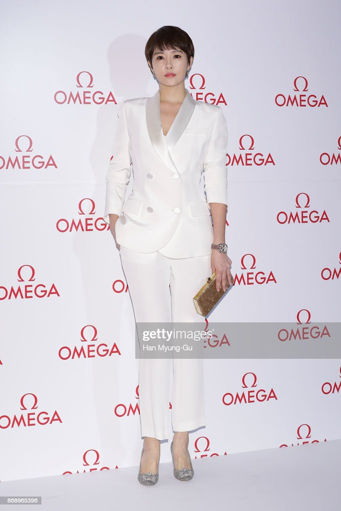 OMEGA Gala Dinner - 100 Days To Go To PyeongChang 2018 Winter Olympics