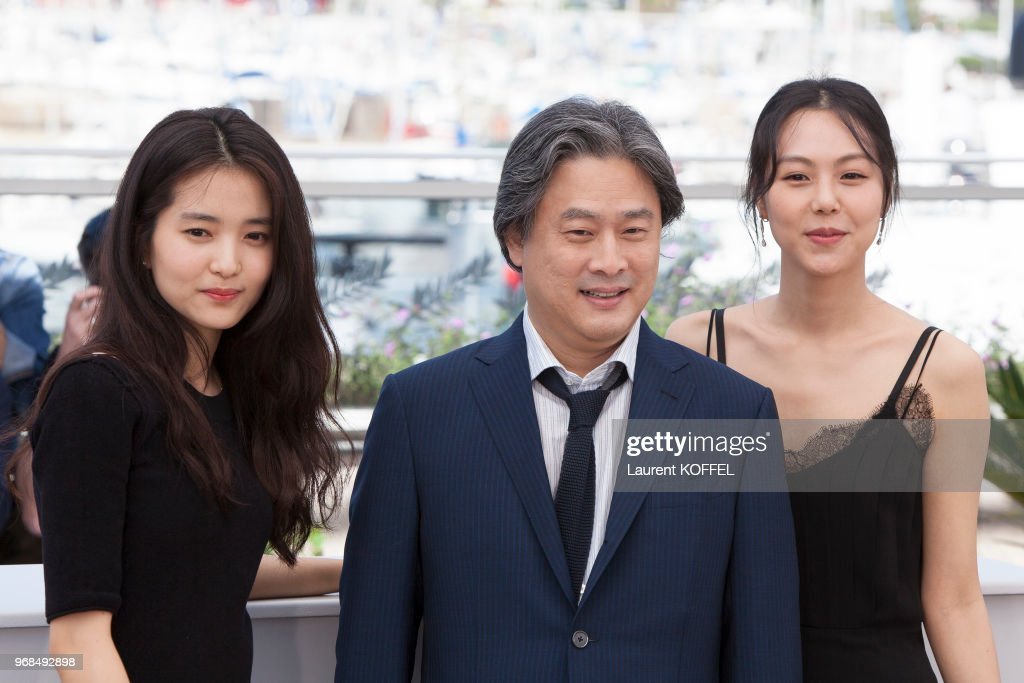 The Handmaiden (Mademoiselle)' photocall - The 69th annual Cannes Film Festival : Photo d'actualité