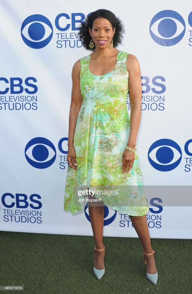 Actress Kim Wayans arrives at the CBS Summer Soiree at The London West Hollywood on May 19, 2014 in West Hollywood, California.