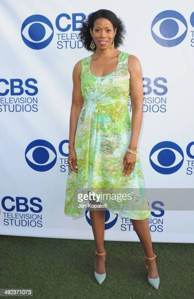 Actress Kim Wayans arrives at the CBS Summer Soiree at The London West Hollywood on May 19 2014 in West Hollywood California