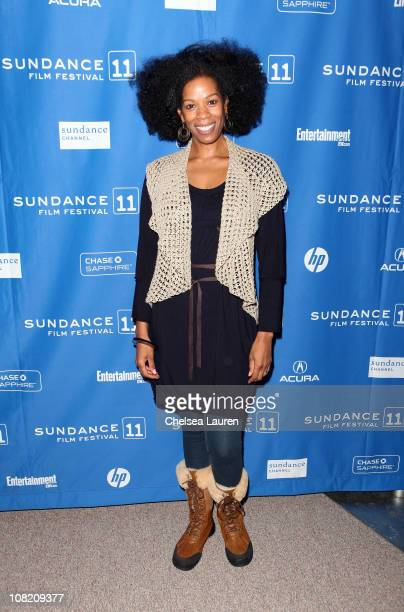 Actress Kim Wayans attends Pariah Premiere at Eccles Center Theatre during the 2011 Sundance Film Festival on January 20 2011 in Park City Utah
