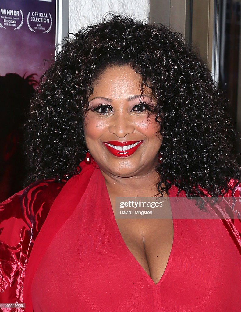 Actress Kim Yarbrough attends a screening of Logolite Entertainment & Screen Media Films' 'Somewhere Slow' at Arena Cinema Hollywood on January 31, 2014 in Hollywood, California.