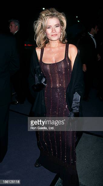 Actress Kimber Sissons attending on February 16 1997 at the Pantages Theater in Hollywood California